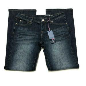 Tommy Hilfiger Girl Flare Jeans Sz 7 32x30 NWT